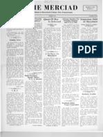 The Merciad, March 1940