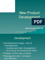 New Product Development Lecture13