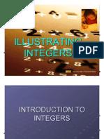 Integers Power Point