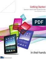 ipads for learning getting started