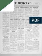 The Merciad, December 1941
