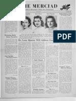 The Merciad, June 1942