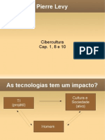 Levy, P - Cibercultura