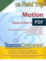 Science Companion Motion Virtual Field Trip