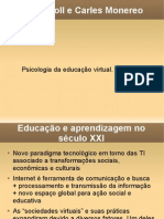 coll e Monereo - Psicologia da educação virtual