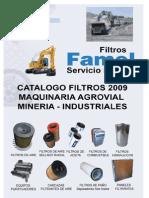 Catalogo Filtros Famel Maquinaria Agro Vial Mineria Industrial Revmar 09