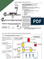 Hemocomponentes e Hemoderivados