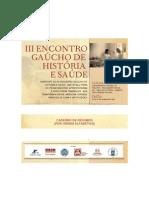 Textos III Encontro Gaúcho de História da Medicina