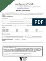 Fax Referral Final