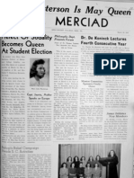 The Merciad, March 26, 1947
