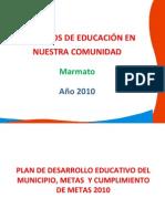 Plantilla Presentacion Municipio de Marmato