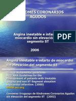 14. AI y no STEMI 2006
