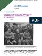 H Fl.Constantiniu Moscova Yalta 1944 1945 Vanzarea Europei de Auto Saved)