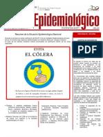 Estadísticas de Salud. Venezuela. Boletín Epidemiológico. Semana 04 del  23 al 29 de Enero 2011. Ministerio de Salud de Venezuela