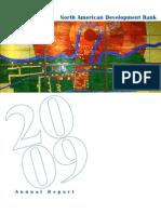 Informe Banco Desarrollo de América del Norte 2010