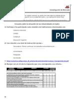 UP8.investigacindemercado.cuestionarioencuestas