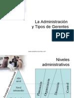 La Admin is Trac Ion y Tipos de Gerentes 1234749359413538 2