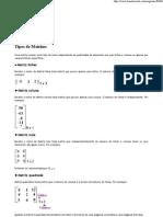 Tipos de Matrizes - Brasil Escola