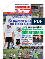 LE BUTEUR PDF du 24/05/2011