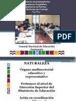 CONSEJO NACIONAL DE EDUCACIÓN GUATEMALA