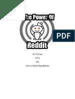 The Power of RedditVirtual