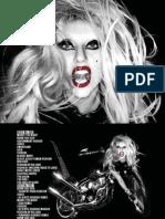 Digital Booklet - Born This Way