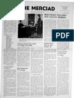 The Merciad, Oct. 1, 1949