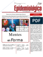 Estadísticas de Salud. Venezuela. Boletín Epidemiológico. Semana 18 del 01 al  07 de mayo 2011. Ministerio  Salud de Venezuela