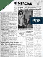 The Merciad, Dec. 13, 1949