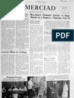 The Merciad, Feb. 14, 1950