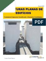 COBERTURAS PLANAS