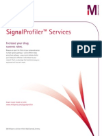 SignalProfiler™ Services - Increase your drug  success rates