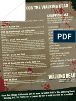 TWD Zombie Shopping