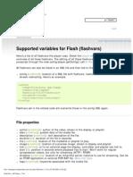 FlashVars – JW Player – Trac