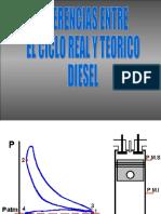 Diferencias Entre Los Ciclos Diesel R yT