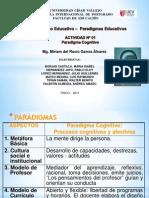 Actividad Nº01 - Paradigma Cognitivo