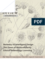 Berkeley Science Review - Spring 2006