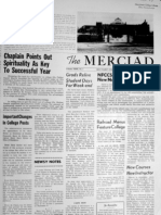 The Merciad, Sept. 20, 1951