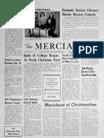 The Merciad, Dec. 18, 1951
