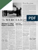 The Merciad, Sept. 18, 1952