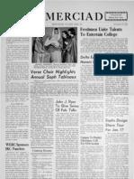 The Merciad, Dec. 16, 1952