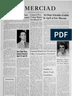 The Merciad, March 17, 1953