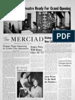 The Merciad, May 5, 1953