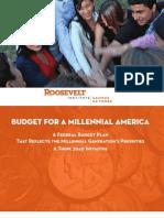 Millennial Budget FINAL