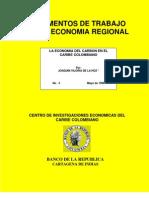 La Economia Del Carbon en El Caribe Colombiano