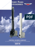 Central Blower Laboratory Fan Catalog