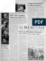 The Merciad, Oct. 28, 1953