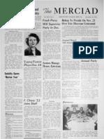 The Merciad, Nov. 24, 1953