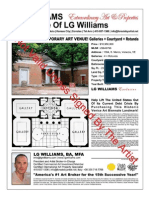 LG Williams -- FOR SALE BY ARTIST (2011)