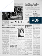 The Merciad, Sept. 30, 1954